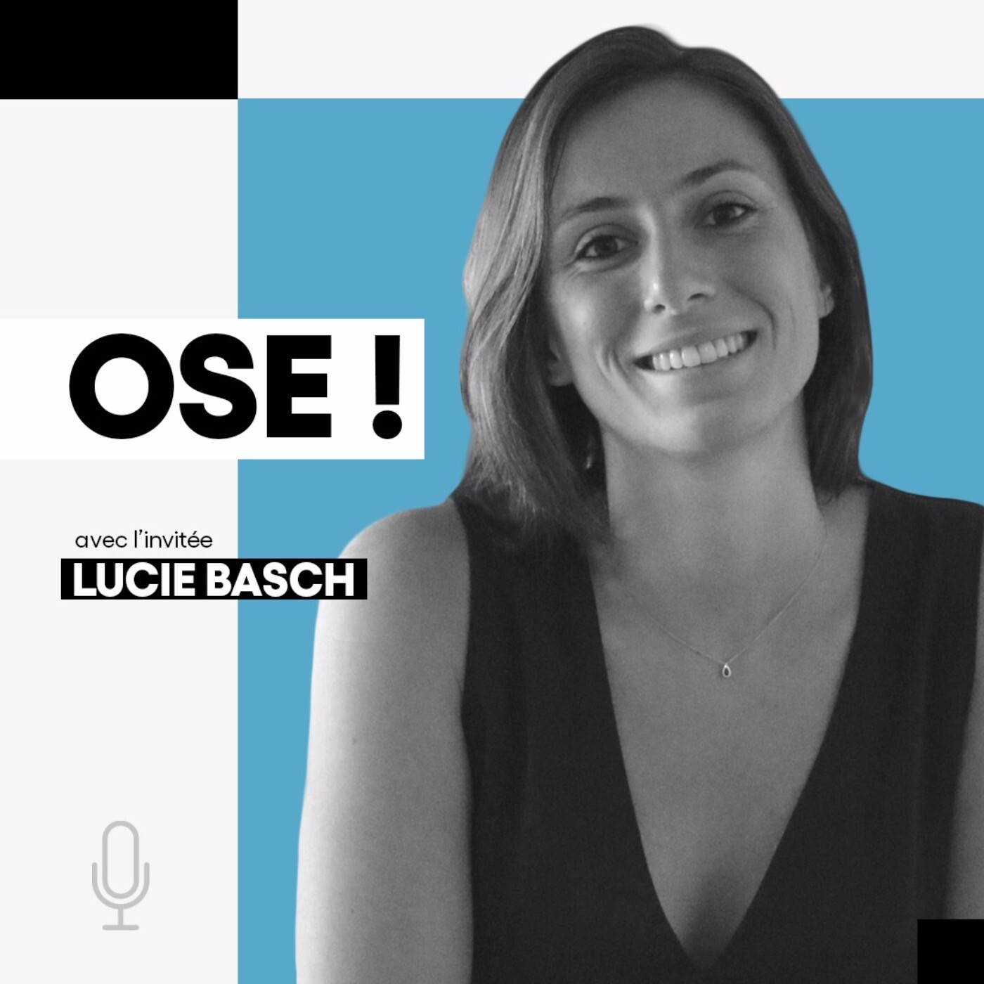 Lucie Basch, Entrepreneure, cofondatrice de Too Good To Go