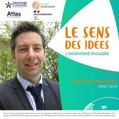 SANTÉ - Xavier Lannuzel, directeur cover
