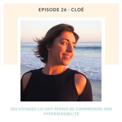 Cloé, ses voyages lui ont permis de comprendre son hypersensibilité cover