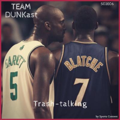 Le Trash-Talking dans la culture du basket NBA cover