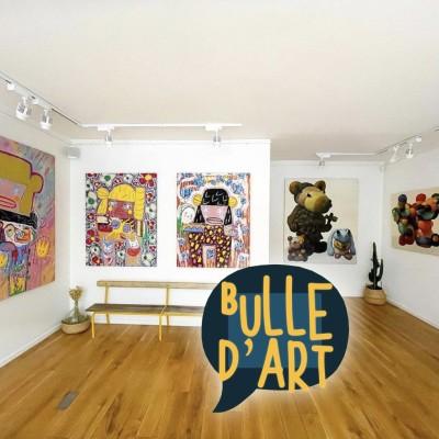[n°67] Expos virtuelles, métier de galeriste, etc. : rencontre avec Camille et Michaël, de la Cohle Gallery cover