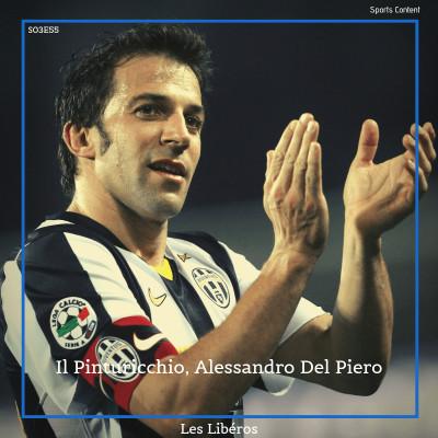Il Pinturicchio, Alessandro Del Piero cover