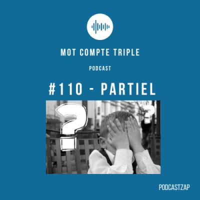#110 - Partiel cover