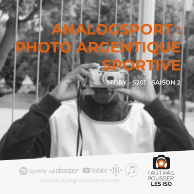 STORY - S201 - Analog Sport : photo argentique sportive cover