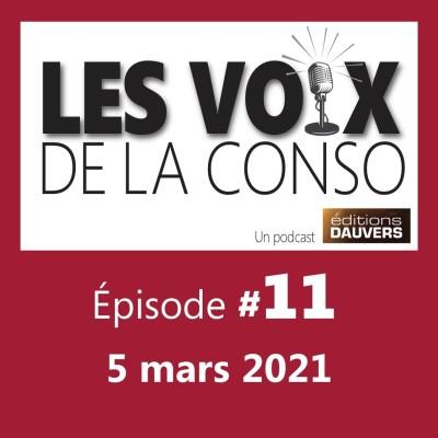 """Episode #11 """"Le Consommateur"""" / sortie du livre """"Le consommateur, éternel infidèle ?""""... cover"""