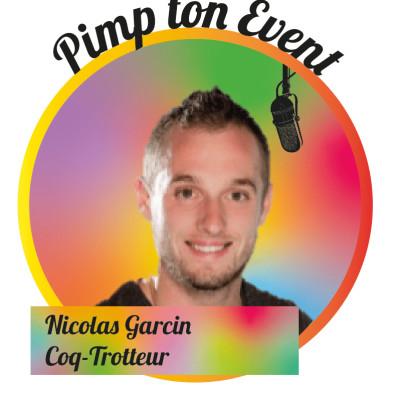 #Hors-Série - Nicolas Garcin - Coq Trotteur apporte de la visibilité aux événements locaux gratuitement cover