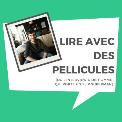#18 - Lire avec des pellicules - Jean-Patrick Mulon cover