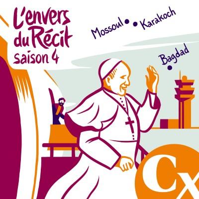Voyage historique en Irak avec le pape François - Loup Besmond de Senneville - S4E1 cover