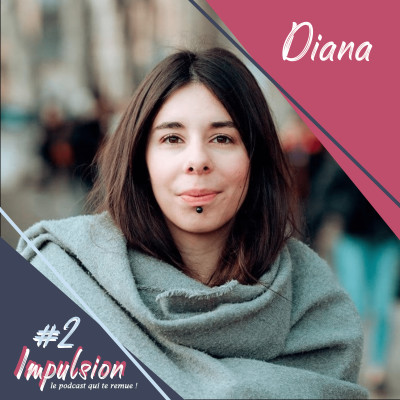 Impulsion #2 - Diana Portela cover