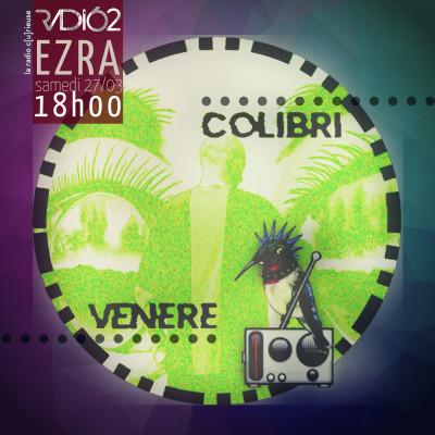 COLIBRI VENERE - EZRA cover