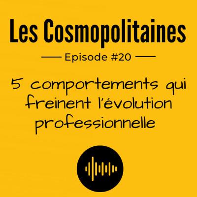 #20 - 5 comportements qui freinent l'évolution professionnelle des femmes cover