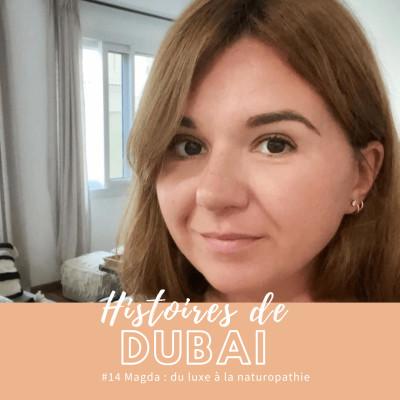 #14 Magda : du luxe à la naturopathie 🌿 cover