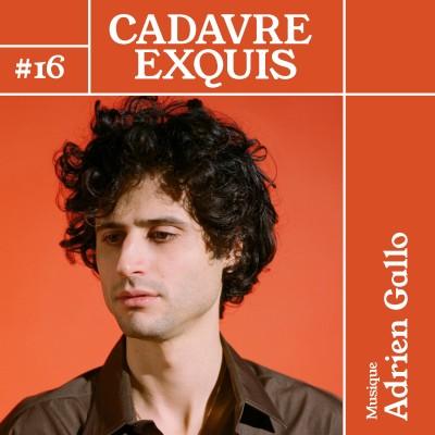 #16 - Adrien Gallo - Luis Rego, BB Brunes et Pierre Niney cover