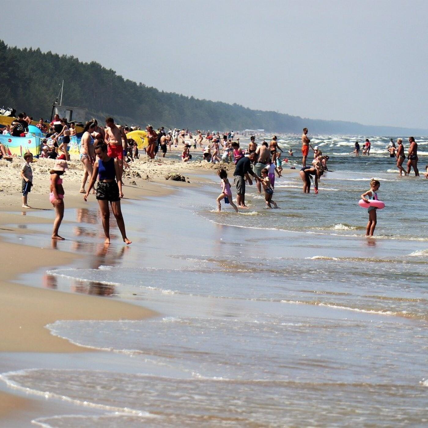 Les choses à NE PAS faire à la plage