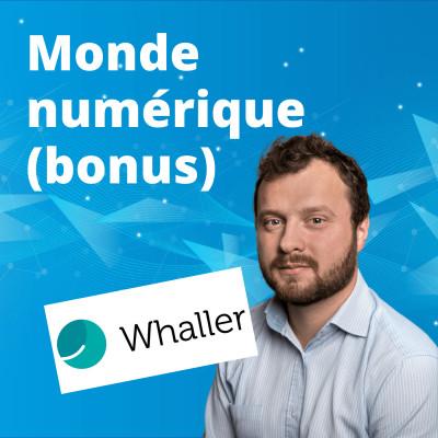 #11+ Whaller, l'anti-Facebook, plaide pour un numérique à la française (bonus) cover