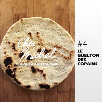 Chez Michel #4 - Le gueulton des copains cover