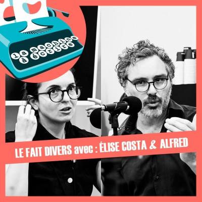 Le fait divers - Alfred et Élise Costa cover