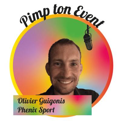 #13 Olivier Guigonis - Phenix Sport, la référence des équipements sportifs éco-responsable.wav cover