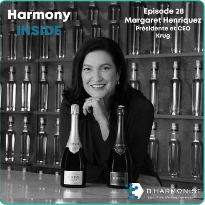 #28 Margaret Henriquez, Krug LVMH : « Ce qui permet de surmonter une crise, c'est l'énergie d'être ensemble » cover