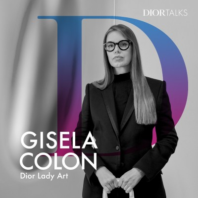 [Lady Art] Gisela Colon Talks Taking the Lady Dior to the Moon cover