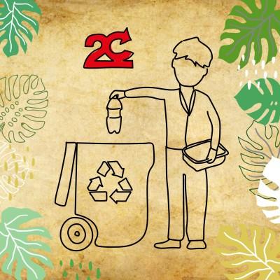 Recycler et agir ensemble cover