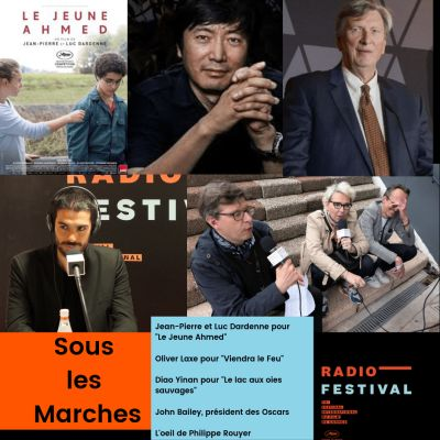 Les frères Dardenne, Oliver Laxe, Diao Yinan, et John Bailey - 21 mai 2019 cover