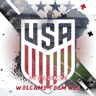 HYPE MLS - BYE HEINZE, WELCOME TEAM USA cover