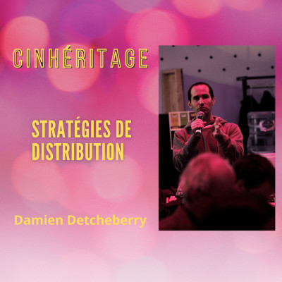 #23 – DAMIEN DETCHEBERRY: STRATÉGIES DE DISTRIBUTIONS cover
