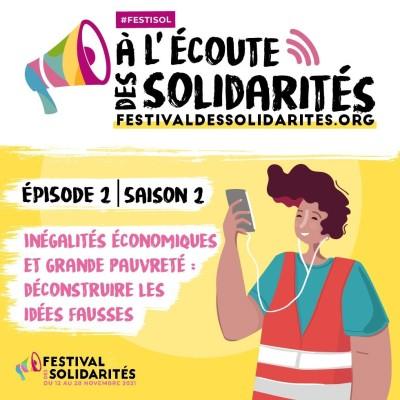 S2 · Épisode 2 | Inégalités économiques et grande pauvreté : déconstruire les idées fausses cover