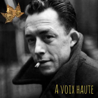 A Voix Epistolaire - Albert Camus - Louis Germain - Yannick Debain cover