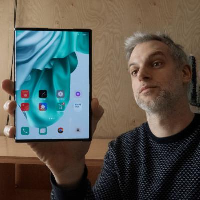 La Stratégie Derrière le Nouveau Smartphone à Ecran Enroulable de OPPO - Invité David Chauvaud (Chef de produit OPPO) cover
