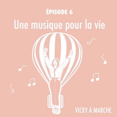Épisode 6 : Une musique pour la vie cover