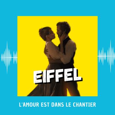 Eiffel : l'amour est dans le chantier cover