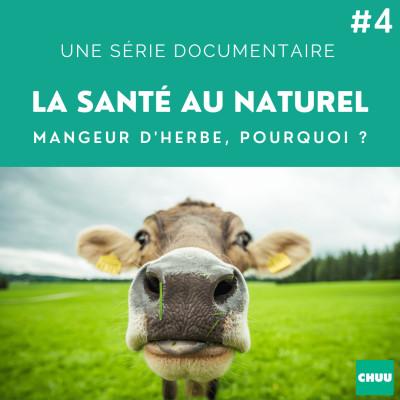 # 40 - LA SANTE AU NATUREL - Pourquoi mon chien mange de l'herbe ? cover