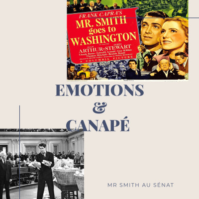 Emotions & Canapé : Mr Smith au sénat cover