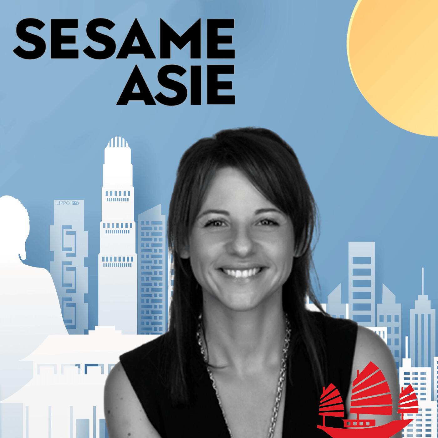 #38 Hong Kong: Laurence Ouaknine [Au Coeur du Luxe] Luxe, Retail et Formations: construire un pont entre Occident et Orient