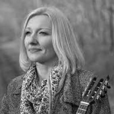Natalia Korsak, mandoliniste cover