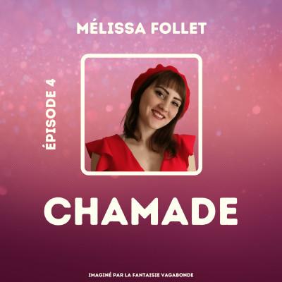 """#4 - Mélissa Follet - """"Je ne comprends toujours pas comment, au bout d'un an, ça peut marcher."""" cover"""