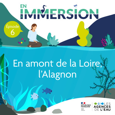 En amont de la Loire, l'Alagnon cover