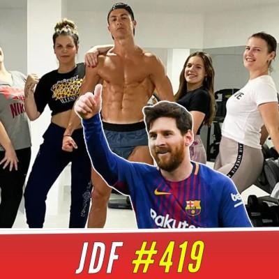image Les dons XXL de Messi et Ronaldo