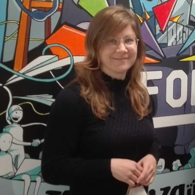 Marion Simon, facilitatrice de la transition cover
