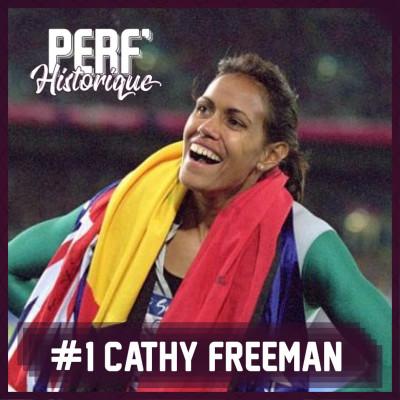 #1 Cathy Freeman