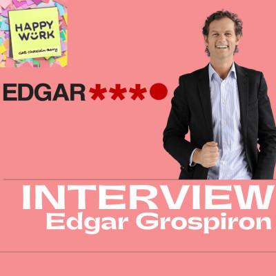 #282 - INTERVIEW : Edgar Grospiron cover