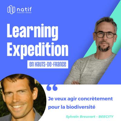 #74 - Sylvain Breuvart /// Je veux agir concrètement pour la biodiversité - Beecity cover