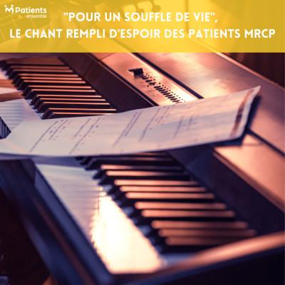 """PODCAST 97 - """"Pour un souffle de vie"""", le chant rempli d'espoir des patients MRCP cover"""