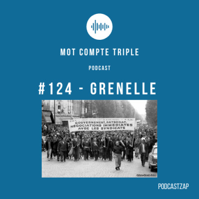#124 - Grenelle cover