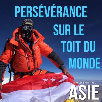 #69 - Persévérance sur le toit du monde (Népal) cover