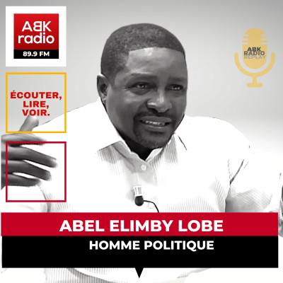 """ELIMBY LOBE: """"Je n'ai jamais été en colère vis-à-vis des électeurs. Ils ont leurs droits, même celui de ne pas me comprendre"""" cover"""