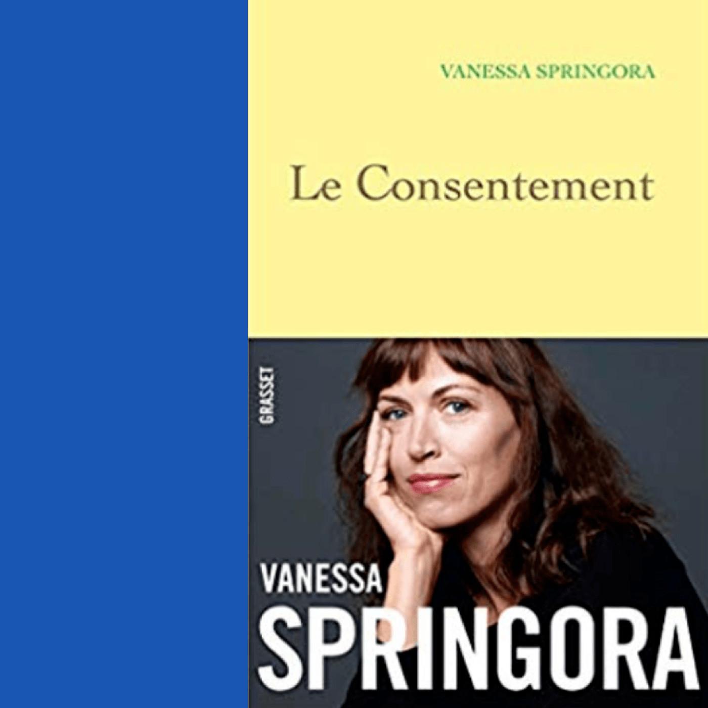 Le consentement (extrait du livre de Vanessa Springora)