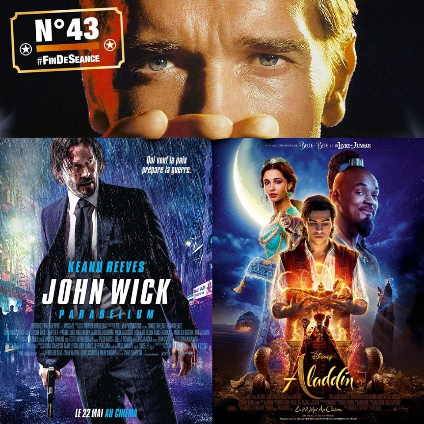 #43 JOHN WICK 3 & ALADDIN : Tapis violent